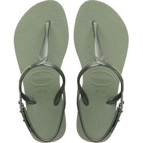 havaianas Twist Sandaler Damer, grøn